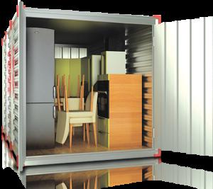 ответственное хранение мебели