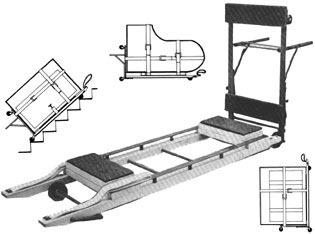 Схема и цена транспортировки габаритного музыкального инструмента. Пианино или рояль очень аккуратно перевозится командой Переезд 24 с помощью специальных приспособлений.