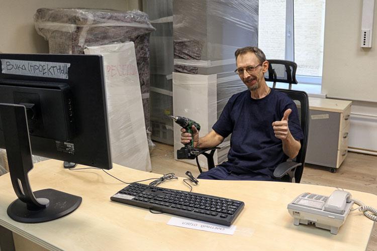 Как избежать переплаты во время офисного переезда