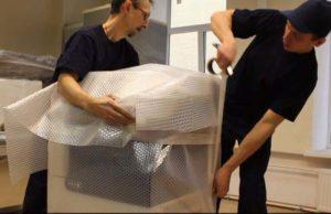 Упаковка офисной оргтехники при переезде